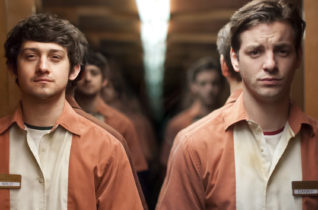 Craig Roberts and Gethin Anthony as Milo and Danny
