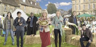 Agatha Raisin  and the Quiche of Death - Specials Publicity Shoot