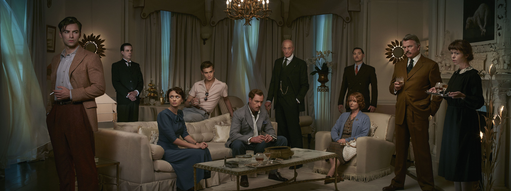 The Ensemble Cast of And Then There Were None